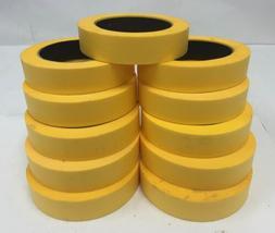 1-48 Rolls Yellow Automotive Masking Tape Painting Body Shop
