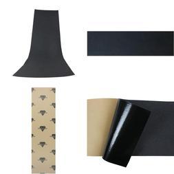 "Black Diamond 10"" X 48"" Longboard Skateboard Grip Tape  Blac"