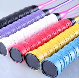 2 racket overgrip anti slip roll tennis