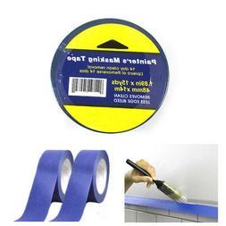 2 Rolls Painters Blue Masking Paint Tape 1.89x15Yd Multi Sur