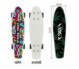 22 inch Penny Board Sticker Anti Slip Sandpaper Skateboard S