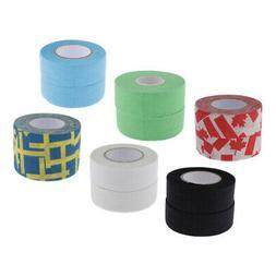 2Rolls Premium Self-adhesive Ice Hockey Stick Tape Cotton Gr