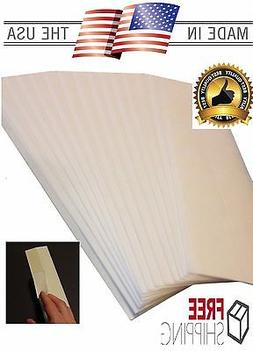 "30 Golf Club Grip Tape Strips Double Sided 2""x 10"" Premium E"
