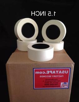 "32 Rolls 1 1/2"" X 60 Yrds General Purpose Masking Tape  Pain"