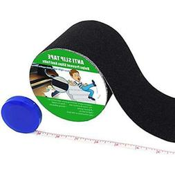 4' X 190' Roll Rubberized Anti Slip Safety Tape Non Skid Sta