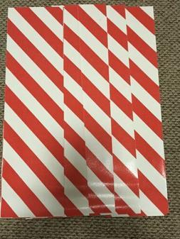 "5 Pimp Skateboard Griptape RED ALERT 9"" x 33"" Sheet by Jessu"