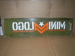 "50 Pack Mini Logo 9"" x 35.5"" Grip Tape"