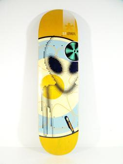 Alien Workshop 8.25 Soldier Design Skateboard Deck w/ Free G