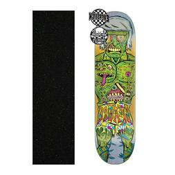 Creature 8.25in x 32.04in Bods Jerald Skateboard Deck With M