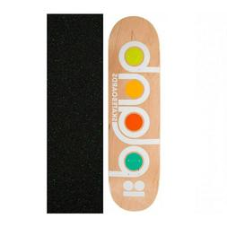 "Plan B 8.3"" Team Transition Skateboard Deck With Mob Grip Ta"