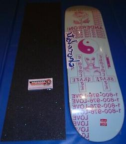 8.5 green love Chocolate girl skateboard deck Bronson G2 bea
