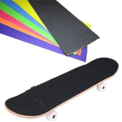 84 * 23cm Pro Skateboard Deck Sandpaper Grip Tape Skating Bo