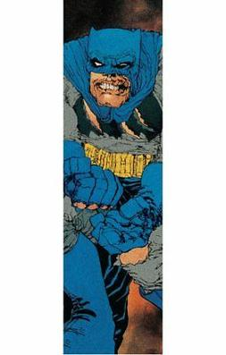 Almost Batman Skateboard Grip Tape DC Frank Miller
