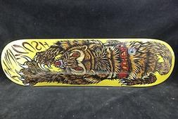 Anti Hero Skateboard Deck Kanfoush Gulo 8.5 Free Grip Tape S