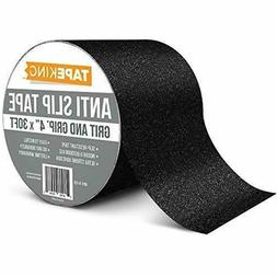 Anti Slip Traction Tape 4 Inch x 30 Foot Grip Friction Abras