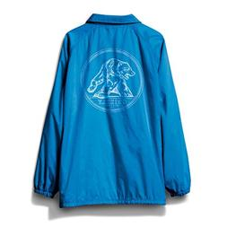 Grizzly Arena Coaches Jacket Xlarge Royal Skate Jackets