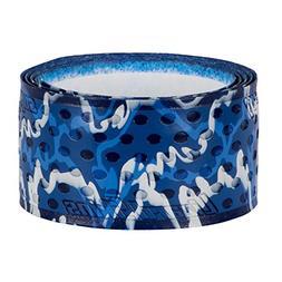 Lizard Skins Dura Soft Polymer 1.1MM Bat Wrap Blue Camo