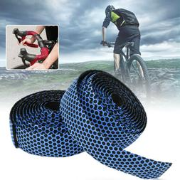 Bicycle Road Bike Handlebar Tape Flexible Rubber Handle Grip