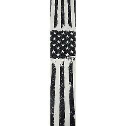 Brand New SCT USA Flag Color Scooter Grip Black and White