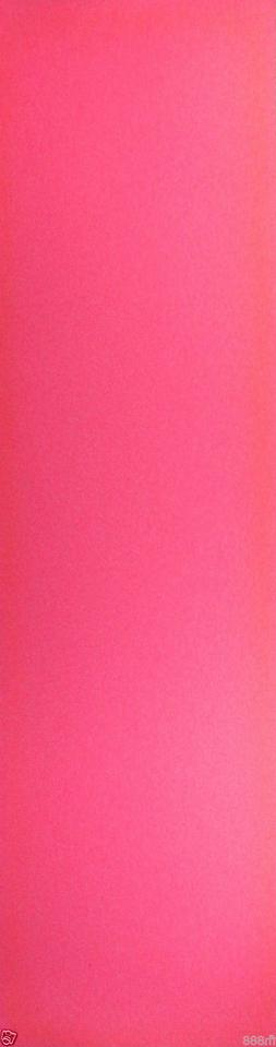 Brand New Skateboard Grip Tape 9'' x 33'' Pink