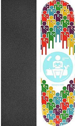 """Alien Workshop Bubble Up Skateboard Deck - 8.12"""" x 31.75"""" wi"""