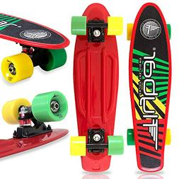 complete plastic grip tape cruiser