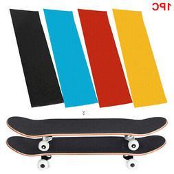 Deck Skateboards Grip Tape Anti-slip Sheet Parts PVC Perfora