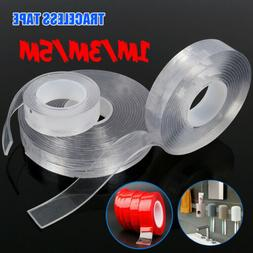 Double-sided Grip Tape Traceless Washable Adhesive Nano Invi