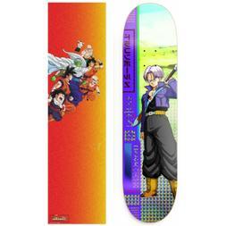 "Primitive Dragon Ball Z Najera Trunks Skateboard Deck 8.0"" w"