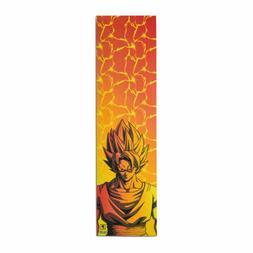 "Primitive Dragon Ball Z Skateboard Griptape Goku 9"" x 33"""