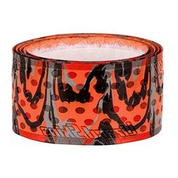 DSPBW-ORANGE CAMO LIZARD SKINS BAT GRIP 1.1 MM COLOR ORANGE