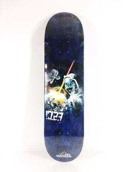 F.S.C! F**ked Space Cats 8.0 Skateboard Deck w/ Free Grip Ta