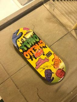 LC BOARDS Fingerboard 98x34 DGK Graphic Brand New FREE Grip