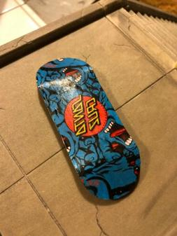 LC BOARDS Fingerboard 98x34 Santa Cruz Graphic Brand New FRE