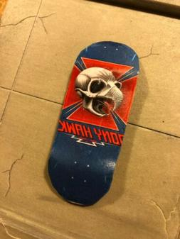 LC BOARDS Fingerboard 98x34 Tony Hawk Graphic Brand New Free