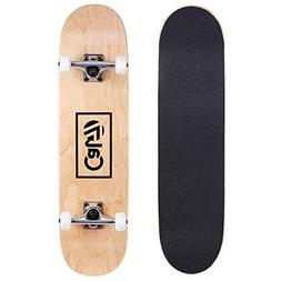 Cal 7 Fossil Skateboards | Complete Preassembled Blank Board