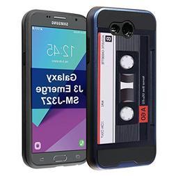 Galaxy J3 Prime Case, J3 Emerge Case, J3 Luna Pro Case, Caps