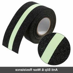 Glow In Dark Safety Tape Anti Slip Traction Grip Friction Ab