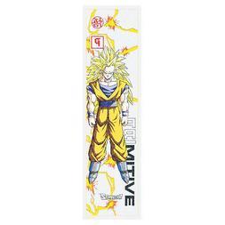 Primitive Goku Glow Unisex Skateboard Part Grip Tape - Multi