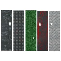 "Grizzly Grip Tape 9""x33"" Single Street,The Material Series"