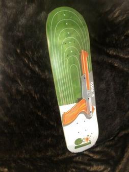 Grip Tape Included 7.75 Chris Cole Plan B Heat Mini Skateboa