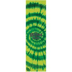 MOB Grip Tape TRIPPY TIE DYE GREEN/YELLOW Skateboard Griptap