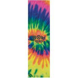 MOB Grip Tape TRIPPY TIE DYE YELLOW/BLUE/PURPLE Skateboard G
