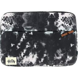 Grizzly Grip Tape New Wave Tie Dye Laptop Case