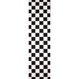 Black Widow GRIPTAPE Single Sheet Checker 9x33