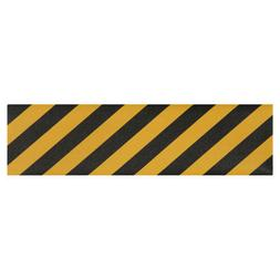 Pimp Griptape Yellow/Black Stripe 9 x 33