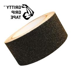 Gritty Grip Tape - Anti Slip Traction Tape  Black