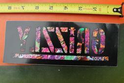GRIZZLY Grip Tape California Bear Colorful Graffiti Z18 Skat