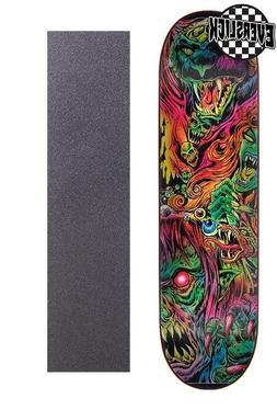 Creature Hellucinations I Everslick Skateboard Deck,Assorted