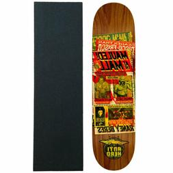 "Anti Hero Skateboard Deck Beres Friday Night Fracas 8.5"" wit"